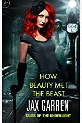 How Beauty Met the Beast (Tales of the Underlight) Kindle Edition