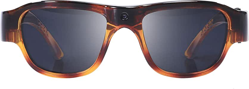 OHO Video Sunglasses, 32GB Ultra HD Outdoor Sports Action Camera with Built in 16MP Camera and Polarized UV400 Protection Safety Lens