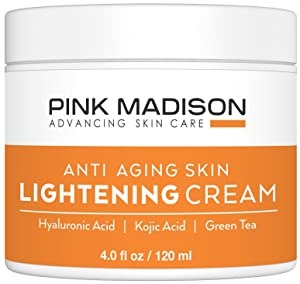 6. Pink Madison Whitening Cream