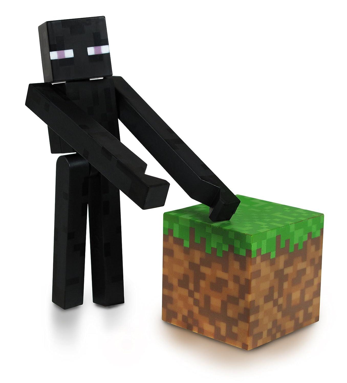 Minecraft - 2430 - Figurine avec Accessoires - Animation - Enderman