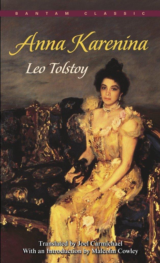 Anna Karenina (Bantam Classics): Leo Tolstoy, Joel Carmichael ...