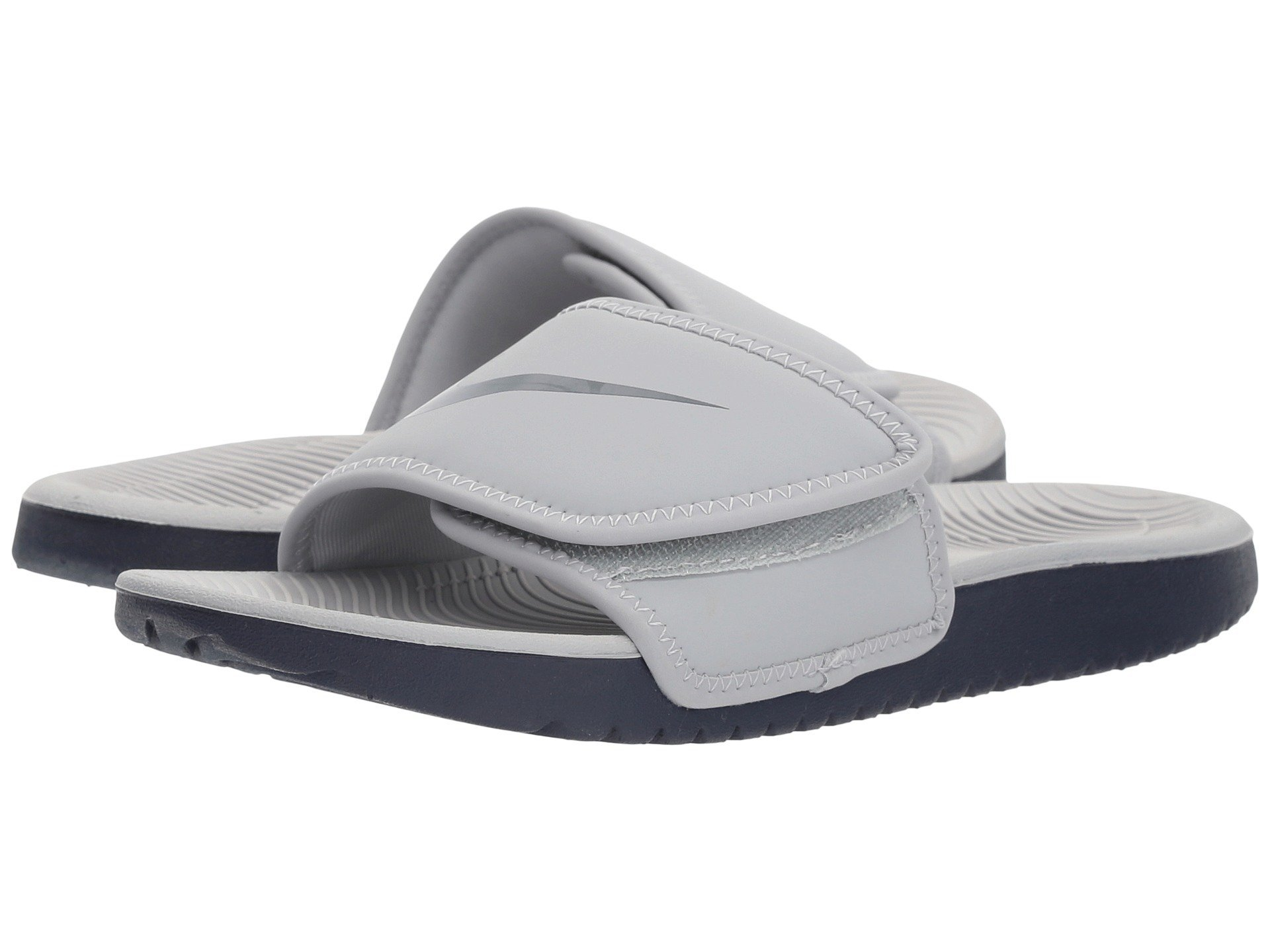 aadeda839e77 Galleon - NIKE Boy s Slide Kawa Adjust (GS PS)