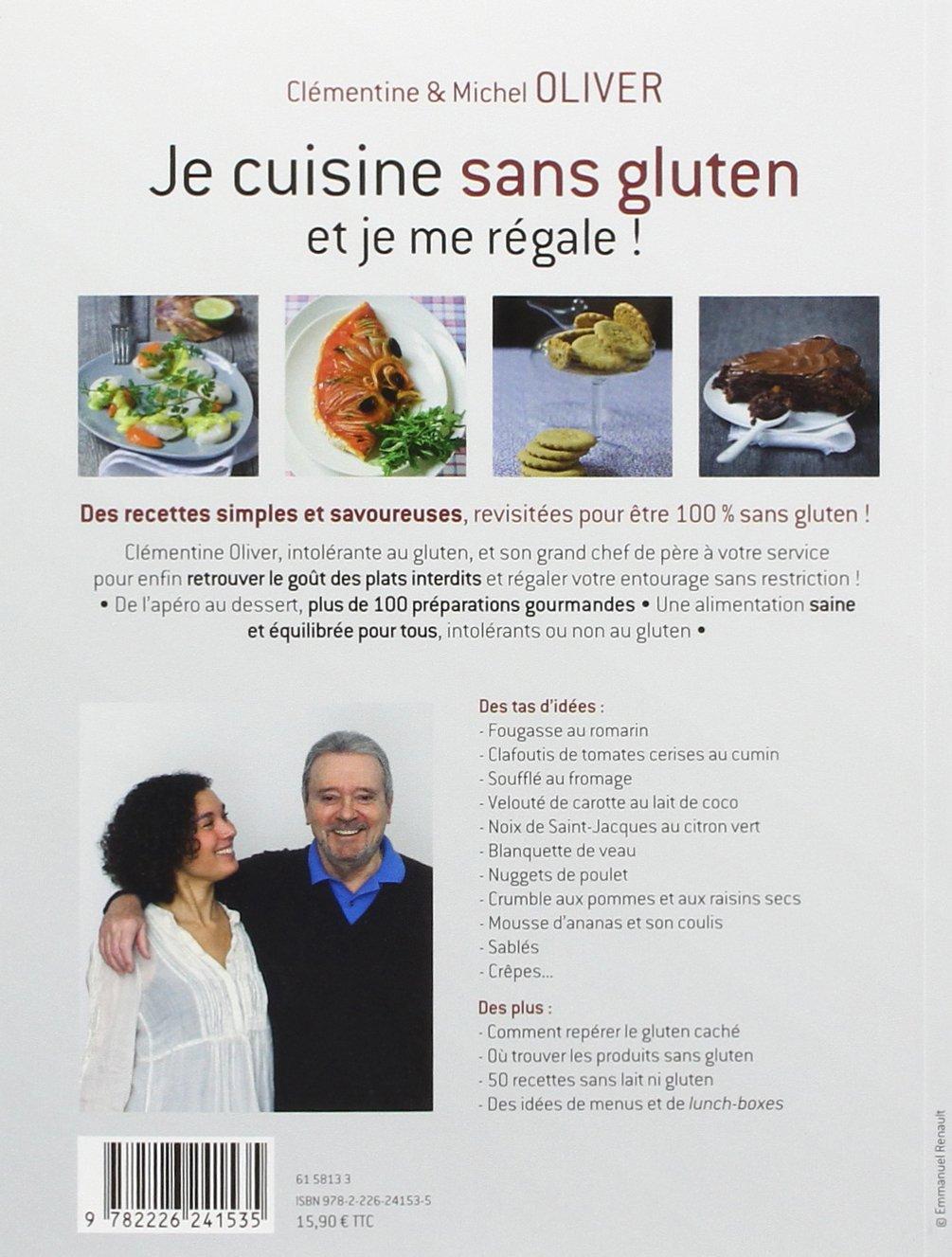 Je Cuisine Sans Gluten Et Je Me RÃgale Amazoncom - Je cuisine sans gluten