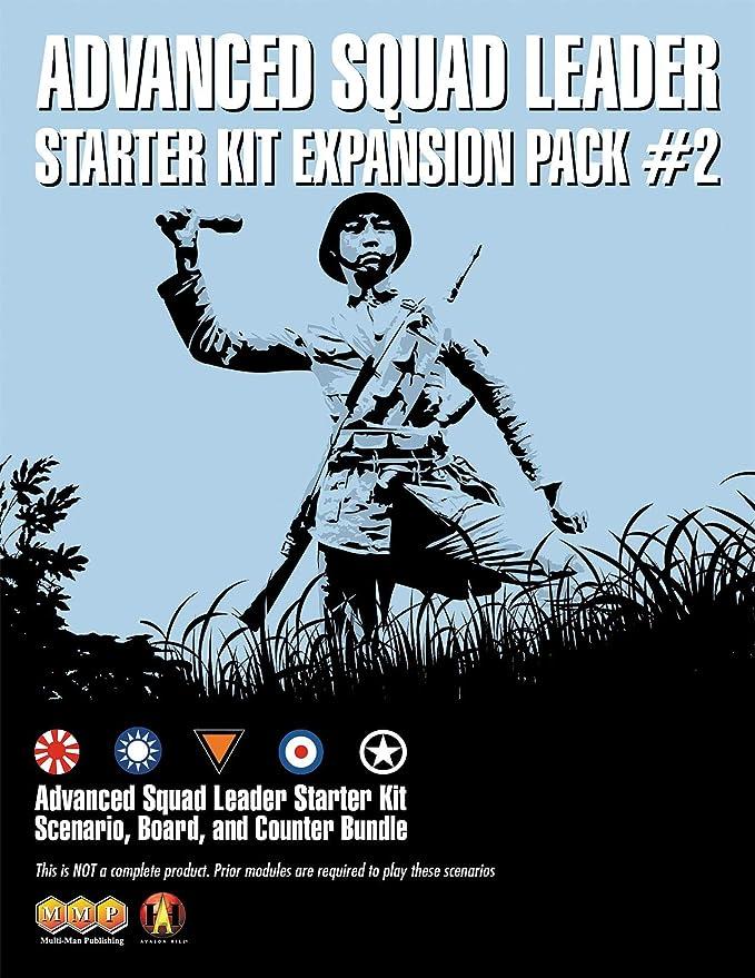 ASL MMP Advanced Squad Leader Starter Kit #1
