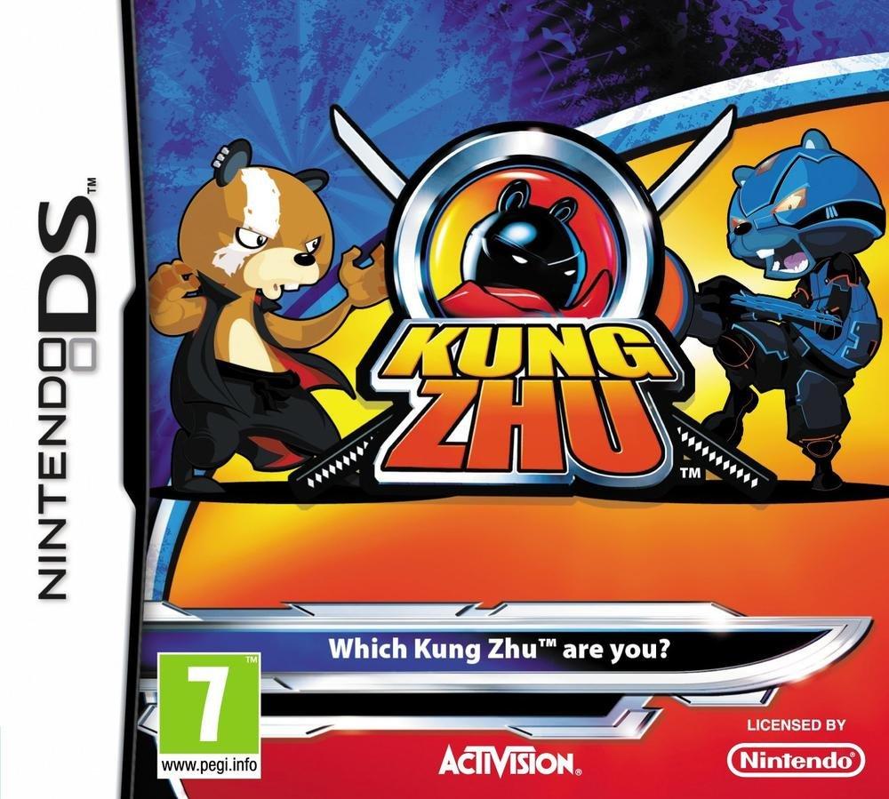 Zhu Zhu Pets: Kung Zhu (Nintendo DS) [Importación inglesa ...