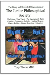 The Junior Philosophical Society Kindle Edition