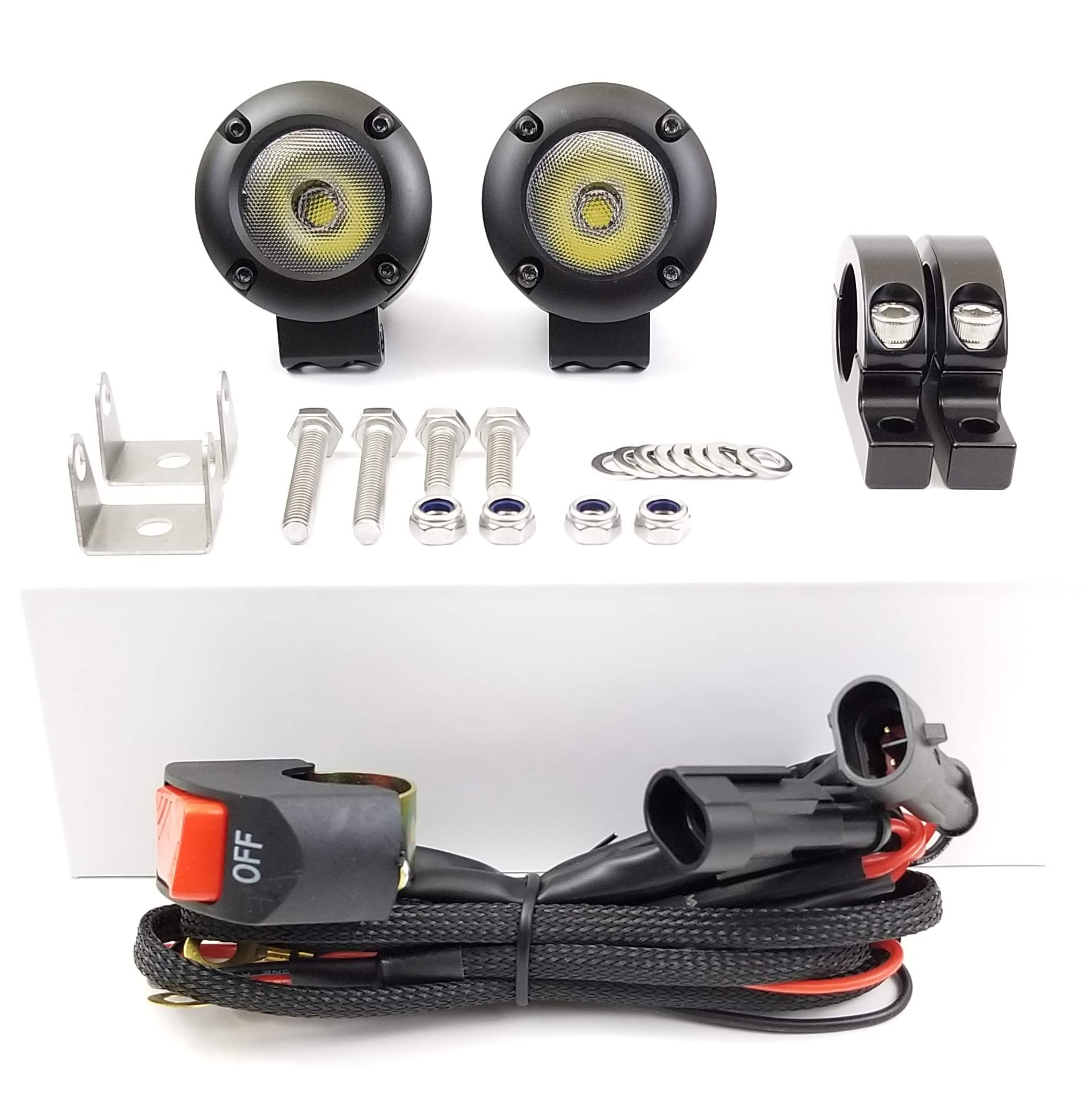 Thumper Jockey Crusader Light Kit