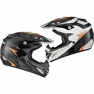 Shox MX-1 Shadow Casque de motocross