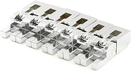 Floyd Rose Special Series Bridge Saddle Sets Chrome