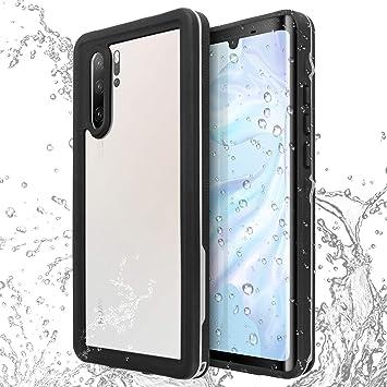 AICase Carcasa Impermeable para Huawei p30 Pro, a Prueba de Golpes, Nieve, a Prueba de Polvo, certificación IP68, Totalmente sellada bajo el Agua, ...
