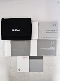 2017 nissan sentra owners manual