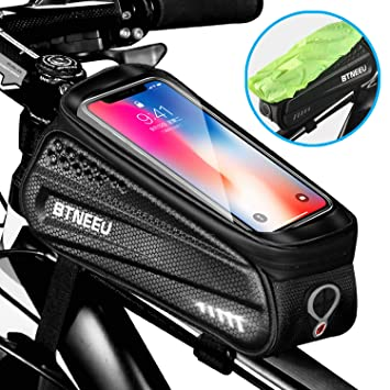 Sporting Smart Case Cycling Bike Handy Bicycle Frame Bag Pouch Cellphone Case