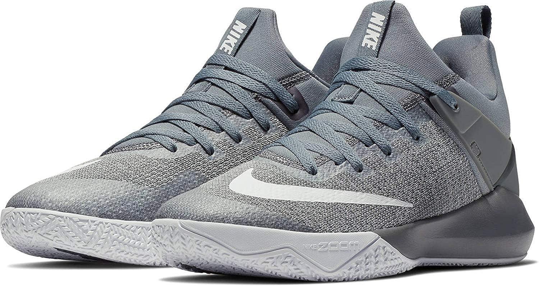 nike shoes grey white