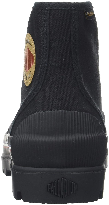 Palladium Schwarz Herren Pampa Panam Klassische Stiefel Schwarz Palladium (Black/Chili Pepper/Twlt Bl R13) a142c3