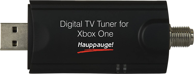 Hauppauge sintonizador de TV digital para sintonizadores de TV Xbox One y captura de vídeo 1578 (reacondicionado certificado): Amazon.es: Electrónica
