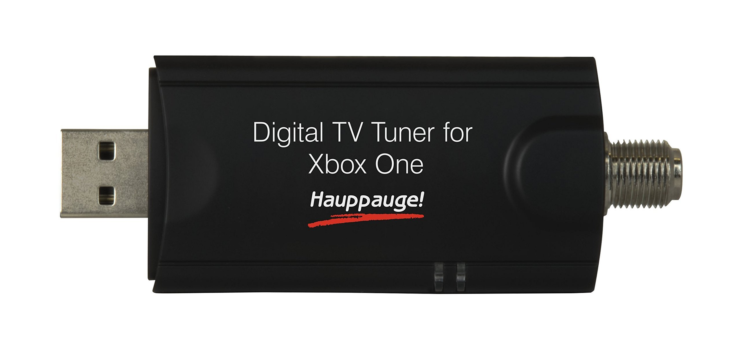 Hauppauge Digital TV Tuner for Xbox One TV Tuners and Video Capture 1578 (Certified Refurbished) by Hauppauge