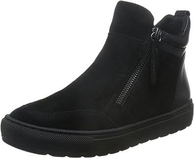 GEOX zapatos señora breeda-botines beige nuevo