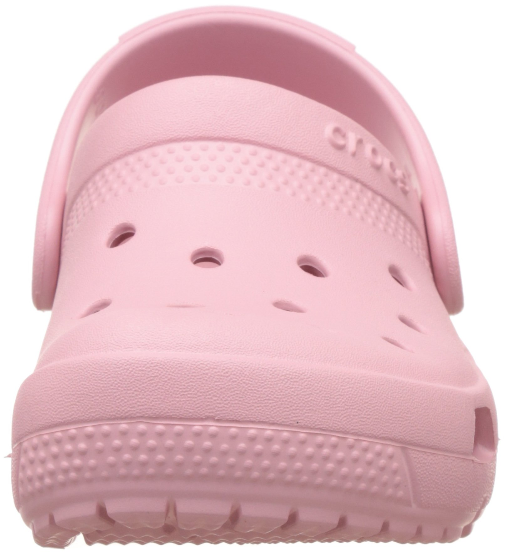 Crocs Kids Unisex Coast Clog (Toddler/Little Kid) Petal Pink 11 M US Little Kid by Crocs (Image #4)