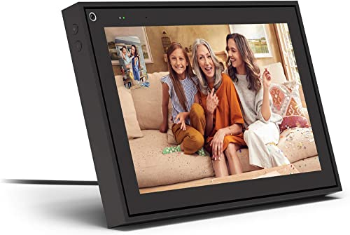 Facebook Portal Smart Video Calling 10 Touch Screen Display with Alexa Black