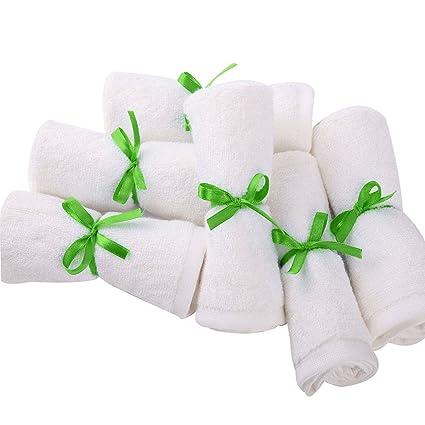Maomaoyu toallitas (6-Pack) – PREMIUM Extra suave y absorbente toallas para la