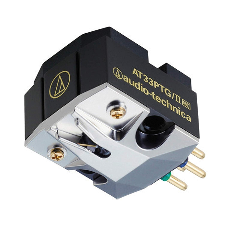 Audio Technica AT 33 PTG/II Capsula: Amazon.es: Electrónica