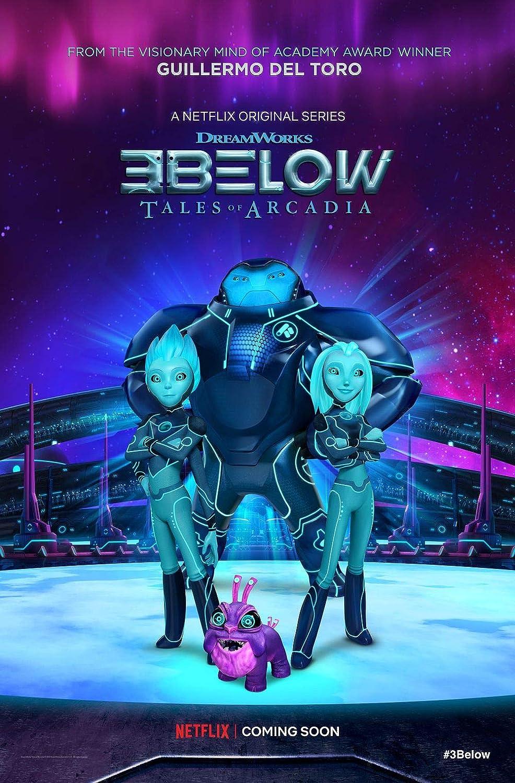 Resultado de imagen de 3below poster