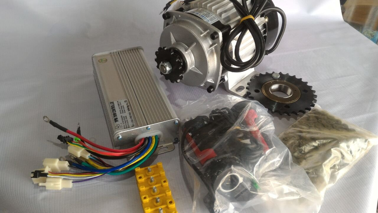 Bldc Motor With Controller Wiring Kit 48v 750watt For Effi Cycle Online Buy Wholesale Motorcycle Harness From China Projects Car Motorbike