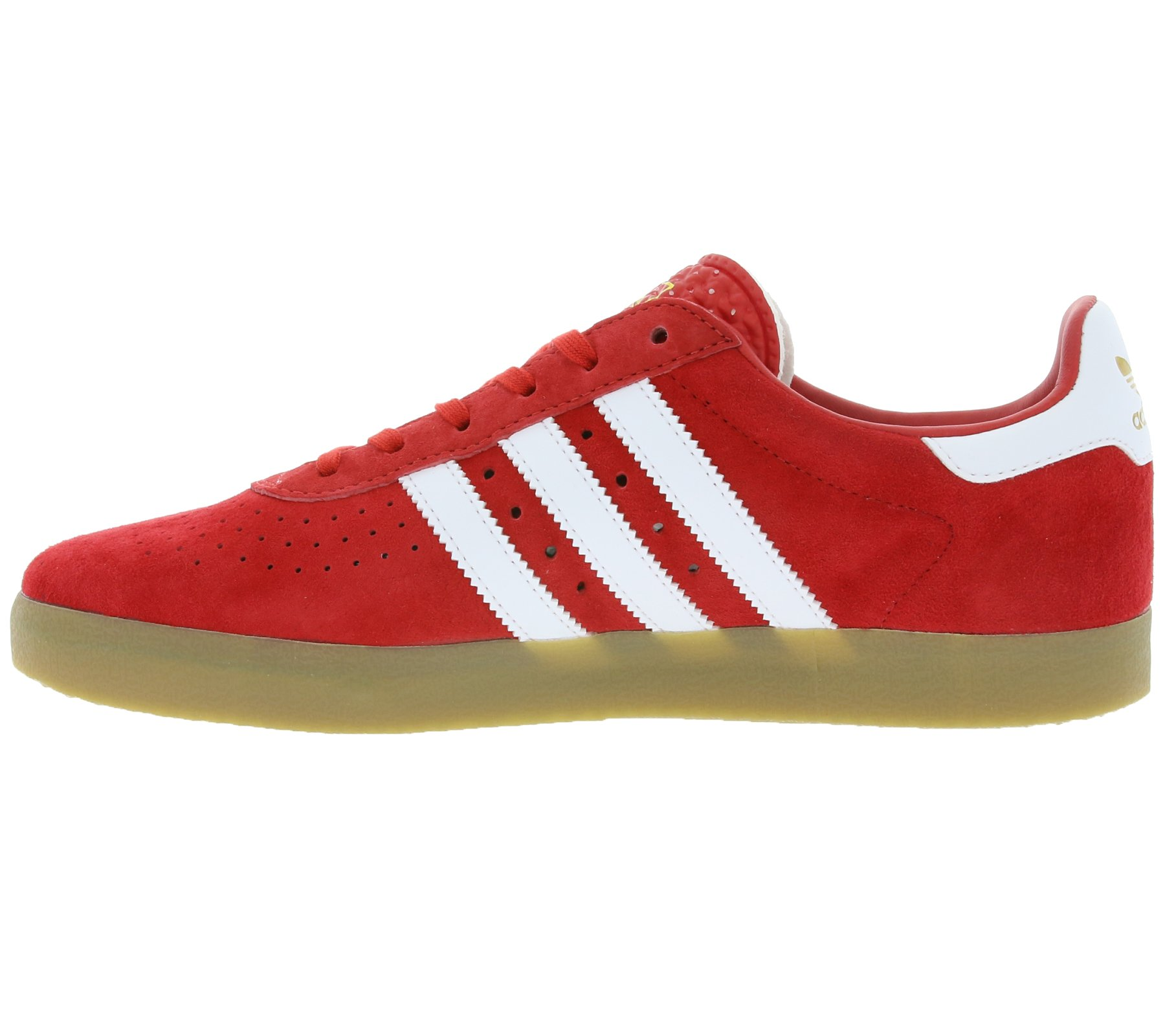 adidas 350 Schuhe 115 scarlet/white