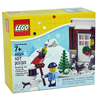 LEGO Winter Fun 40124: Toys & Games