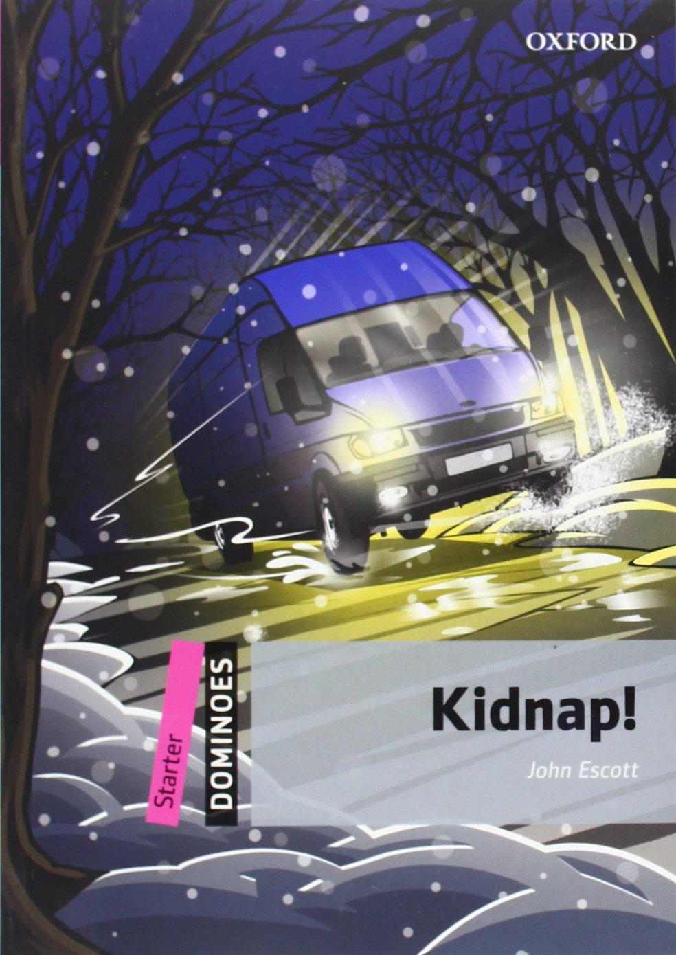 Dominoes- Starter: Kidnap!- Pack (libro y multiROM): Amazon.es: Varios Autores: Libros