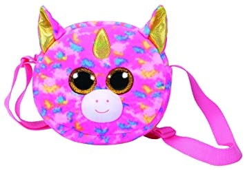 Ty Fantasia Toddler Bag Azul, Rosa, Amarillo - Juguetes de Peluche (Toddler Bag