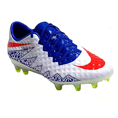 Image Unavailable. Image not available for. Color  Nike Hypervenom Phinish  FG Womens Soccer Cleats Boots Size 8 ... 9722a6ece8b3