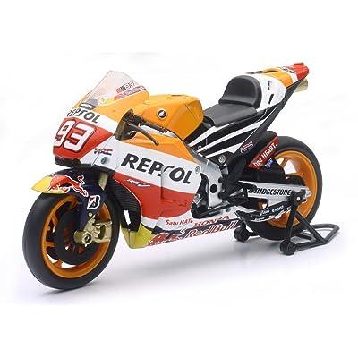 NewRay REPSOL Honda Team RC212VMARC Marquez N°93 1/12°: Toys & Games