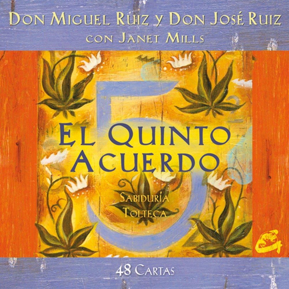Download El quinto acuerdo / The Fifth Agreement: Sabiduria tolteca (Spanish Edition) pdf