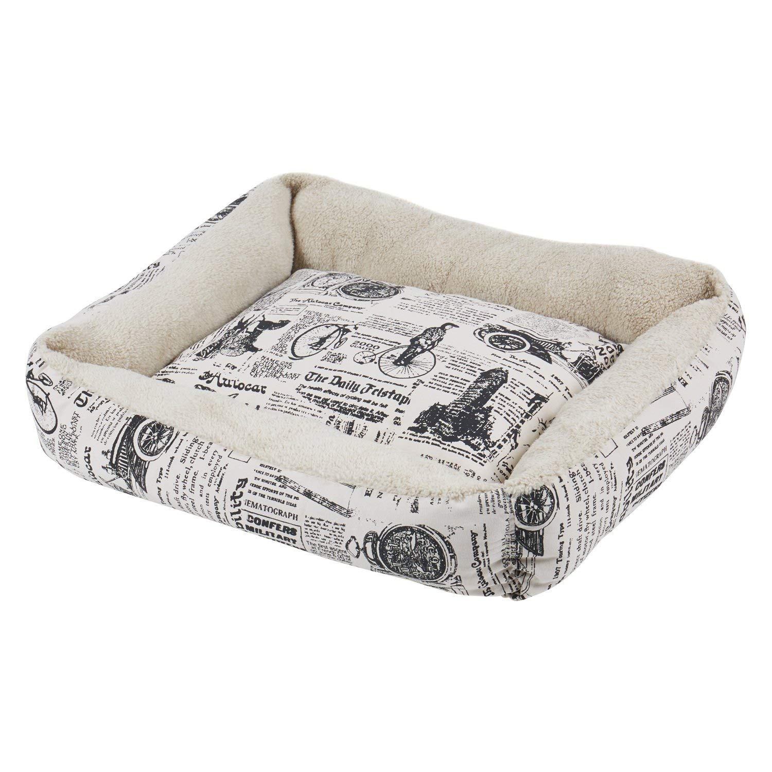 Large Paws & Pals Dog Bed Size  21  L x 17  W
