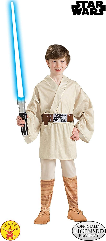 Rubies Star Wars Classic Luke Skywalker Child Costume X-Small