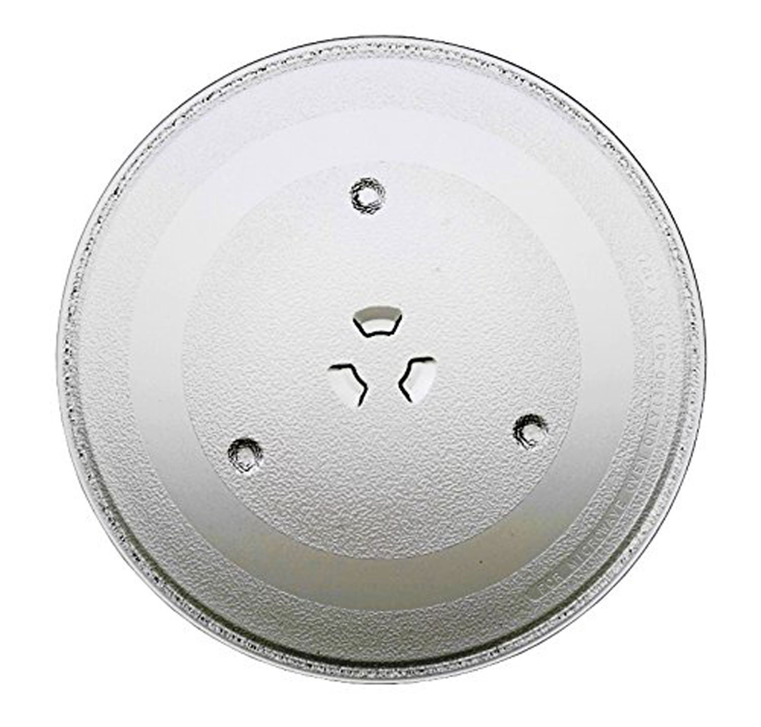 WES1130DM3WW Microwave Plate works with GE