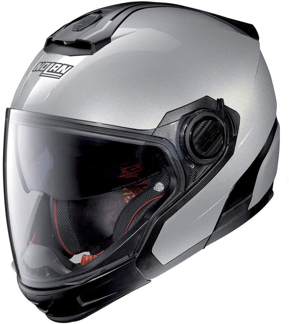Silber 55//56 Nolan N40-5 GT Special Helm S
