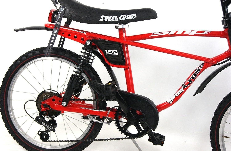 Bicicletta Saltafoss Sempion Cross Biammortizzata Shimano 6v
