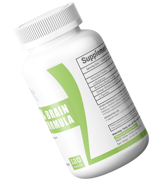 Natrica Memory Brain Support Formula, 120Count