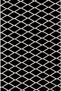 Amaco Wireform Aluminum Gallery Expandable Metal Mesh, 1/2 InchX 10 Foot Roll