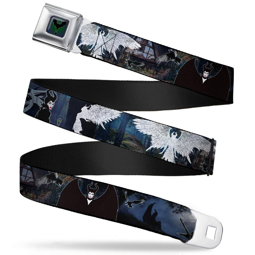 Maleficent//Maleficent Dragon//Diaval Forest Poses 20-36 Inches in Length - 1.0 Wide Buckle-Down Seatbelt Belt 2014