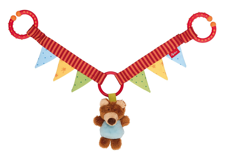 sigikid, Mädchen und Jungen, Wagenkette Affenbande, Mehrfarbig, 42172 Mädchen und Jungen Sigikid42172