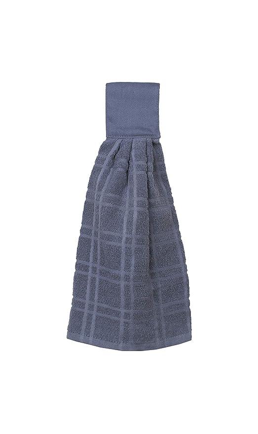 Amazoncom Ritz Kitchenwears 100 Cotton Terry Hanging Kitchen Tie