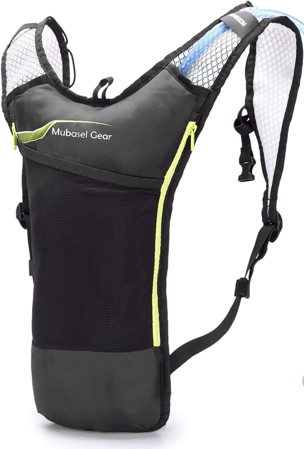 Mubasel Gear Backpack with 2L Bladder