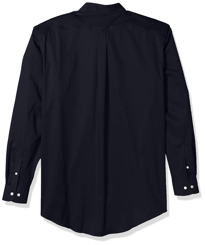 D /& Jones Mens Tall Size Drytec20 Performance Long-Sleeve Polo