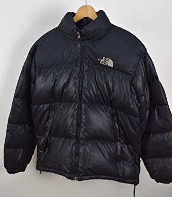 b19203733b North Face Nuptse Black L Size Large 700 Down Puffa Jacket Condition Vintage   Amazon.co.uk  Clothing