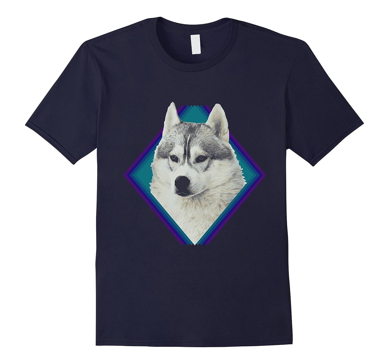Alaskan Malamute T Shirt - Dog Tee-Art