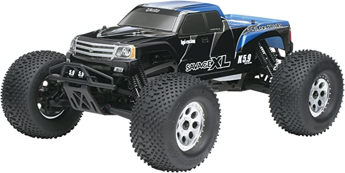: HPI Racing RTR 18 Savage XL 5.9 with 2.4GHz and