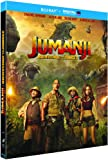 Jumanji : Bienvenue dans la jungle [Blu-ray + Digital UltraViolet]